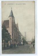 Kortrijk Courtrai Les Grandes Halles ( Gekleurd ) - Kortrijk
