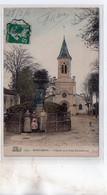Montgeron Place Du Luxembourg - Montgeron