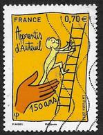FRANCE  2016  -  YT 5037 -  Apprentis D'Auteuil -  Oblitéré - Gebruikt