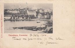Faeröer - Thorshavn - Faroe Islands