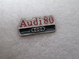 PIN'S    LOGO    AUDI    80 - Audi