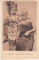 Dahomey Première Et Quatrième Générations Editeur Lescuyer N°11 - Dahomey