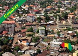 Guinea Conakry Aerial View New Postcard - Guinee