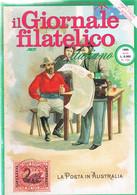 IL GIORNALE FILATELICO (ASCAT). EDIZIONE APRILE 1995 - Italiane (dal 1941)