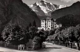 CPSM - INTERLAKEN - Hotel Regina ... - Edition G.Urfer - BE Berne