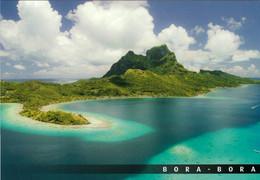 1 AK Bora Bora / Französisch Polynesien * Die Südküste Von Bora Bora - La Pointe Paoaoe Et La Baie Aponapu * - French Polynesia