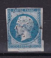 D 148 / LOT NAPOLEON N° 14 OBL / PC 377 INDICE 8 - 1853-1860 Napoleon III
