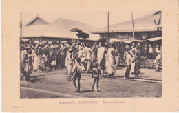 Dahomey Porto Novo Fete Aux Marchés éditeur E R - Dahomey