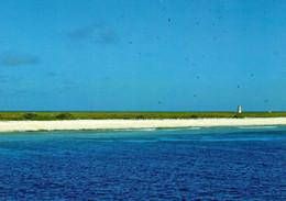 1 AK Insel Howland Im Pazifik * Mit Dem Amelia-Earhart-Signalturm - Errichtet 1938 - Außengebiet Der USA * - Other
