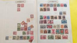 Lot N° TH 419 ALLEMAGNE  Collection Sur Page D'albums Nombreux De Neufs X - Sammlungen (im Alben)