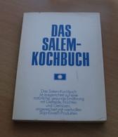 DAS SALEM KOCHBUCH Von Gottfried Müller, 191 Seiten, Gute Erhaltung, Größe Ca.21 X 14,5 X 1,4 Cm - Food & Drinks