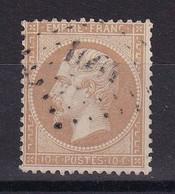 D 148 / LOT NAPOLEON N° 21 OBL COTE 10€ - 1862 Napoleon III
