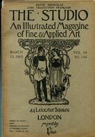 Art In The Salomon Island The Studio An Illustrated Magazine 1905 - Fine Arts