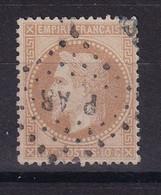 D 149 / LOT NAPOLEON N° 28B OBL COTE 8€ - 1863-1870 Napoleon III Gelauwerd