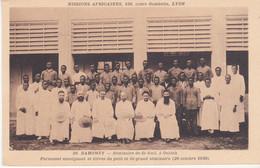 Dahomey Séminaire De Saint Gall à Ouidah Personnel Enseignant N°20 - Dahomey