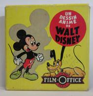Réf 497 - WALT DINSEY - SUPER 8 - FILM OFFICE - KIKOU - LE PETIT CYGNE ( 1 ) - 35mm -16mm - 9,5+8+S8mm Film Rolls