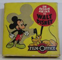 Réf 501 - WALT DINSEY - SUPER 8 - FILM OFFICE - KIKOU - LE PETIT CYGNE ( 2 ) - 35mm -16mm - 9,5+8+S8mm Film Rolls
