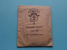 Gewijde ROZEN Van De H. ROZENKRANS ( Dominikanenklooster Ploegstraat Antwerpen ) ! - Religión & Esoterismo