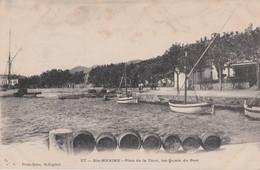 Cd - Cpa SAINTE MAXIME - Plan De La Tour - Les Quais Du Port - Sainte-Maxime