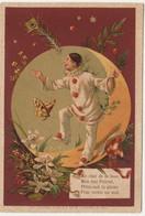 BELLE CHROMO CHOCOLATS & CACAOS  JH MUXI  Rue Franklin LYON  Imp VIEILLEMARD  PIERROT - Andere