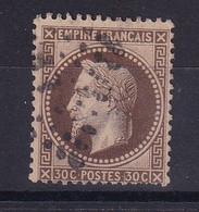 D 149 / LOT NAPOLEON N° 30 OBL COTE 25€ - 1863-1870 Napoleon III Gelauwerd