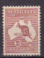 Australie 1929 Yvert 63 * Neuf Avec Charniere. Kangourou - Nuevos