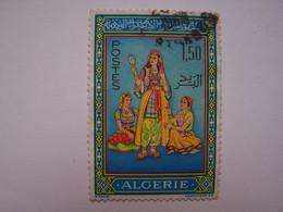 Algérie 1966 Oblitéré Miniature - Algérie (1962-...)