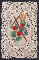 Wunderbarer Präge Kunstdruck Mit Rückseitiger Widmung Von 1858 - Other