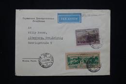 U.R.S.S. - Enveloppe De Moscou Pour Leipzig En 1957 - L 93957 - Covers & Documents