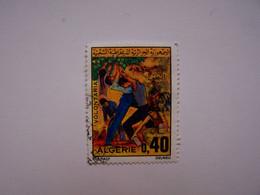 ALGERIE 1973 Volontariat Oblitéré - Algérie (1962-...)