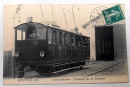 68 , Munster , Schluchtbahn , Tramway De La Schlucht - Munster