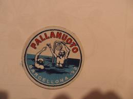 ADESIVO   PALLANUOTO  BARCELLONA 1992 - Natación