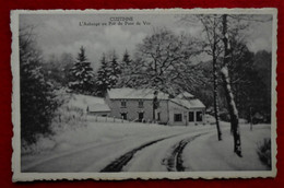 CP Custinne, Houyet - L'Auberge Au Pré Du Pont De Ver - Houyet