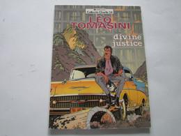Leo Tomasini, Divine Justice - Prime Copie