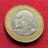 Kenya 10 Shillings 2005 KM# 35.1  Quenia Kenia - Kenya