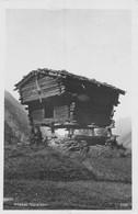 Mazot Valaisan - Valais - Construction - Altri