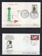 FRANCE - FR529 - 12 Enveloppes Premier Jour - Divers - Non Classificati