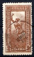 GRECE (Royaume) - 1901 - N° 157 - 2 D. Bronze - (Mercure) - Gebraucht