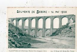 SOUVENIR DE BERSAC 14 MAI 1905 - Other Municipalities
