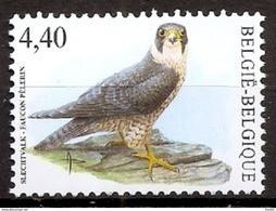 BELGIE * Buzin * Nr 3751 * Postfris Xx * WIT  PAPIER - 1985-.. Pájaros (Buzin)