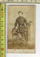 Kl 114  - PHOTO  SOLDAT - FOTO  SOLDAAT - PHOPOGRAPHIE - J.H. HOLMAN GRONINGEN - Oud (voor 1900)