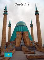 Kazakhstan Pavlodar Mashkhur Jusup Mosque New Postcard Kasachstan AK - Kazakhstan