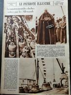 LE RAPATRIEMENT DES CLOCHES VOLÉES PAR LES ALLEMANDS.1945. / LOUVAIN / M. DE BEER CONSERVATEUR DU MUSÉE STERKSHOF DEURNE - Sin Clasificación