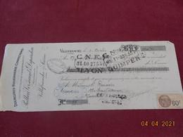 Petit Lot De Documents Anciens - Unclassified