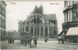 Leuven Sint Pieterskerk - Leuven