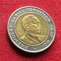 Kenya 5 Shillings 1995 KM# 30  Quenia Kenia - Kenya
