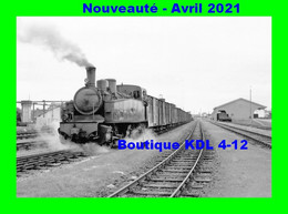 AL 702 - Train, Loco 030+030 T En Gare De LOUDEAC - Côtes D'Armor - RB - Loudéac