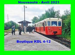 AL 709 - Autorail De Dion Bouton OC 2 En Gare De LENNON - Finistère - RB - Otros Municipios