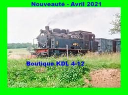 AL 692 - Train, Loco Hanibal SACM 040 T N° 6 Vers BOULOIRE - Sarthe - M-St-C - Trenes