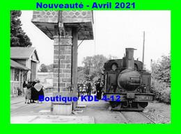 AL 699 - Loco Corpet-Louvet  030 T N° 41 En Gare - ETABLES SUR MER - Côtes D'Armor - CdN - Stations With Trains